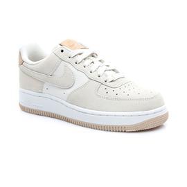 00184892cb225 Nike Wmns Air Force 1 '07 Prm Kadın Krem Spor Ayakkabı