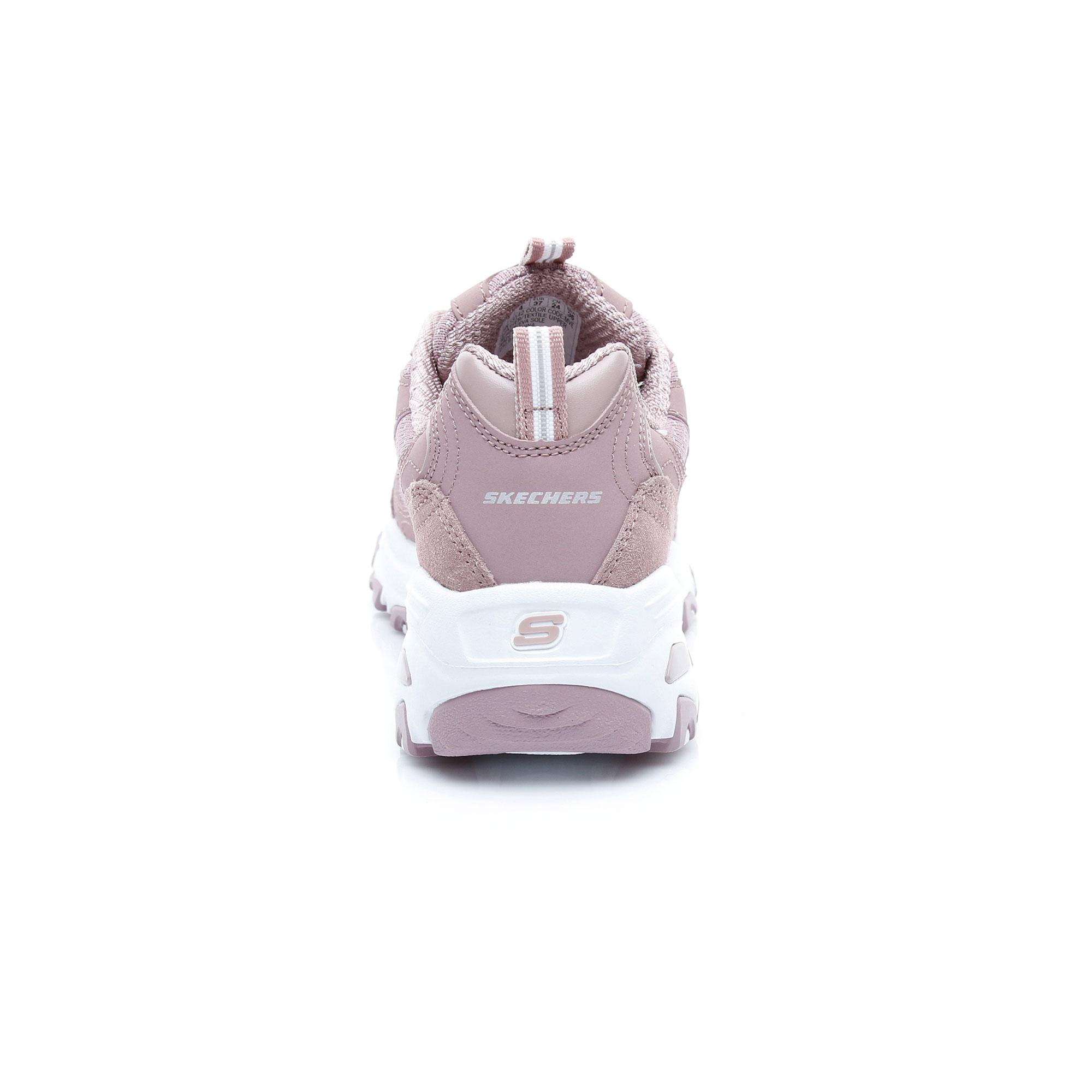 Skechers D'Lites Kadın Leylak Spor Ayakkabı