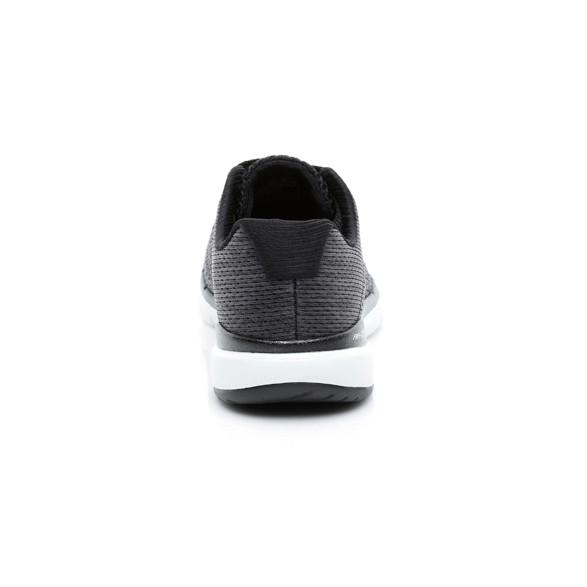 Skechers Flex Appeal 3.0-Satellites Kadın Siyah-Beyaz Spor Ayakkabı