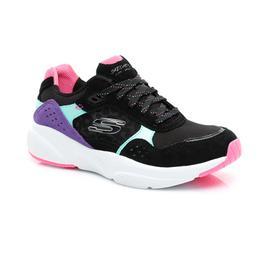 Skechers Meridian-No Worries Kadın Siyah-Çoklu Spor Ayakkabı