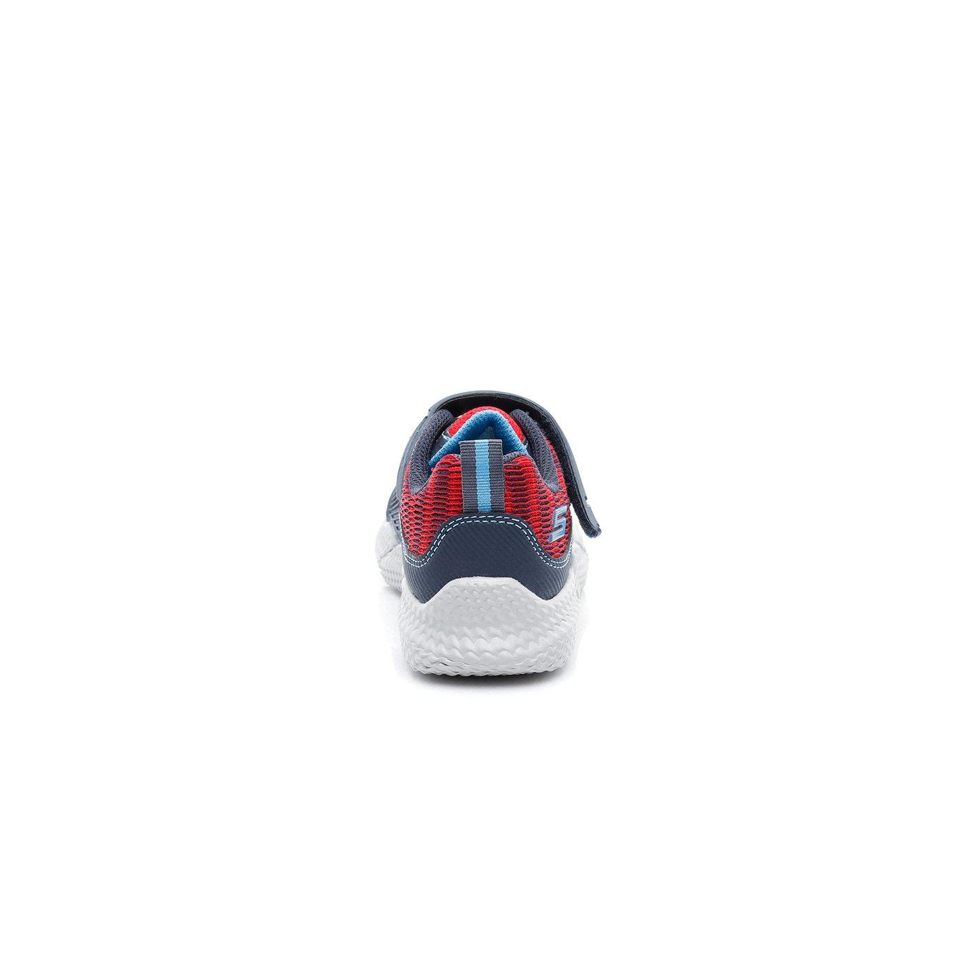 Skechers Intersectors - Protofuel Erkek Çocuk Lacivert-Kırmızı Spor Ayakkabı