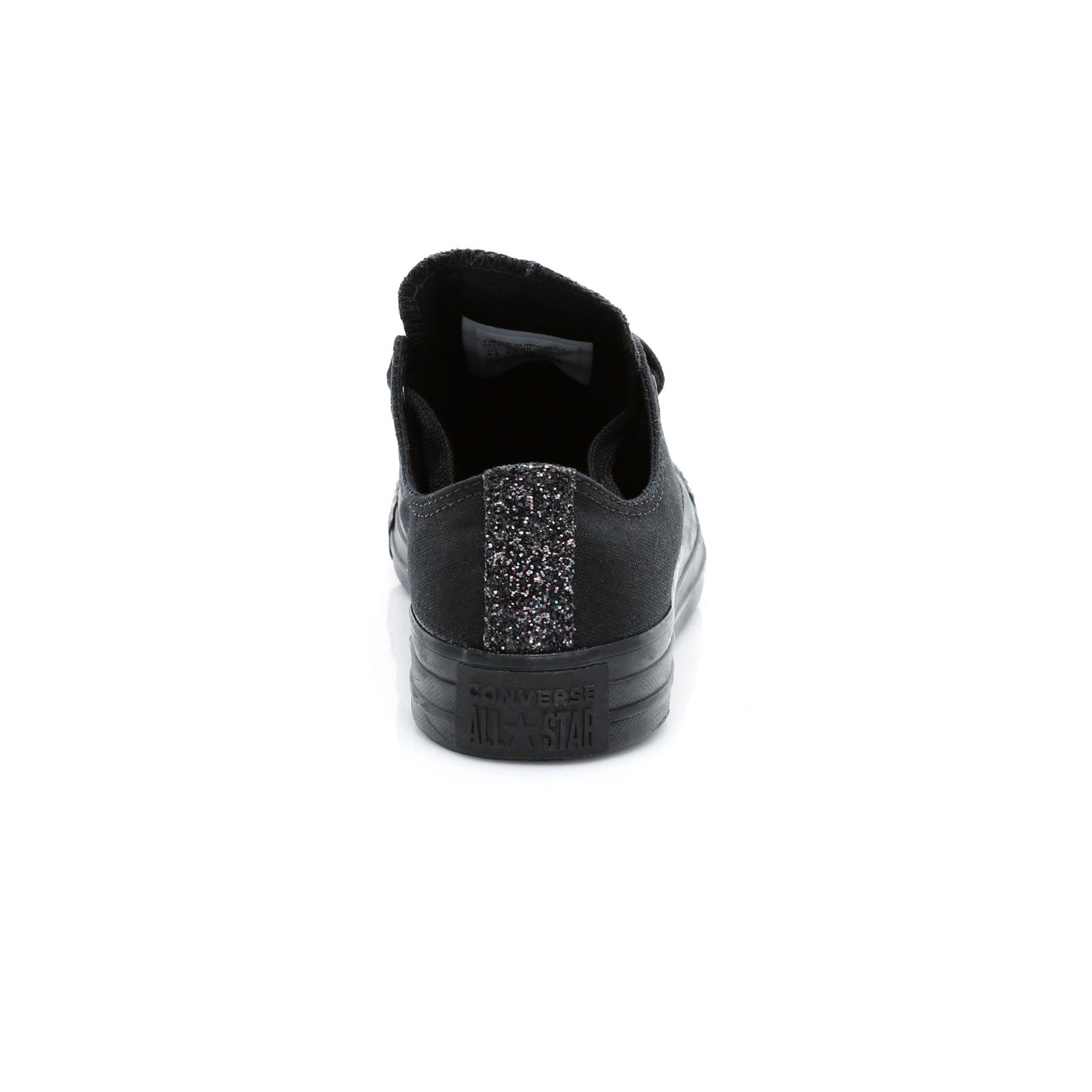 Converse Chuck Taylor All Star Sugar Charms Kadın Siyah Sneaker
