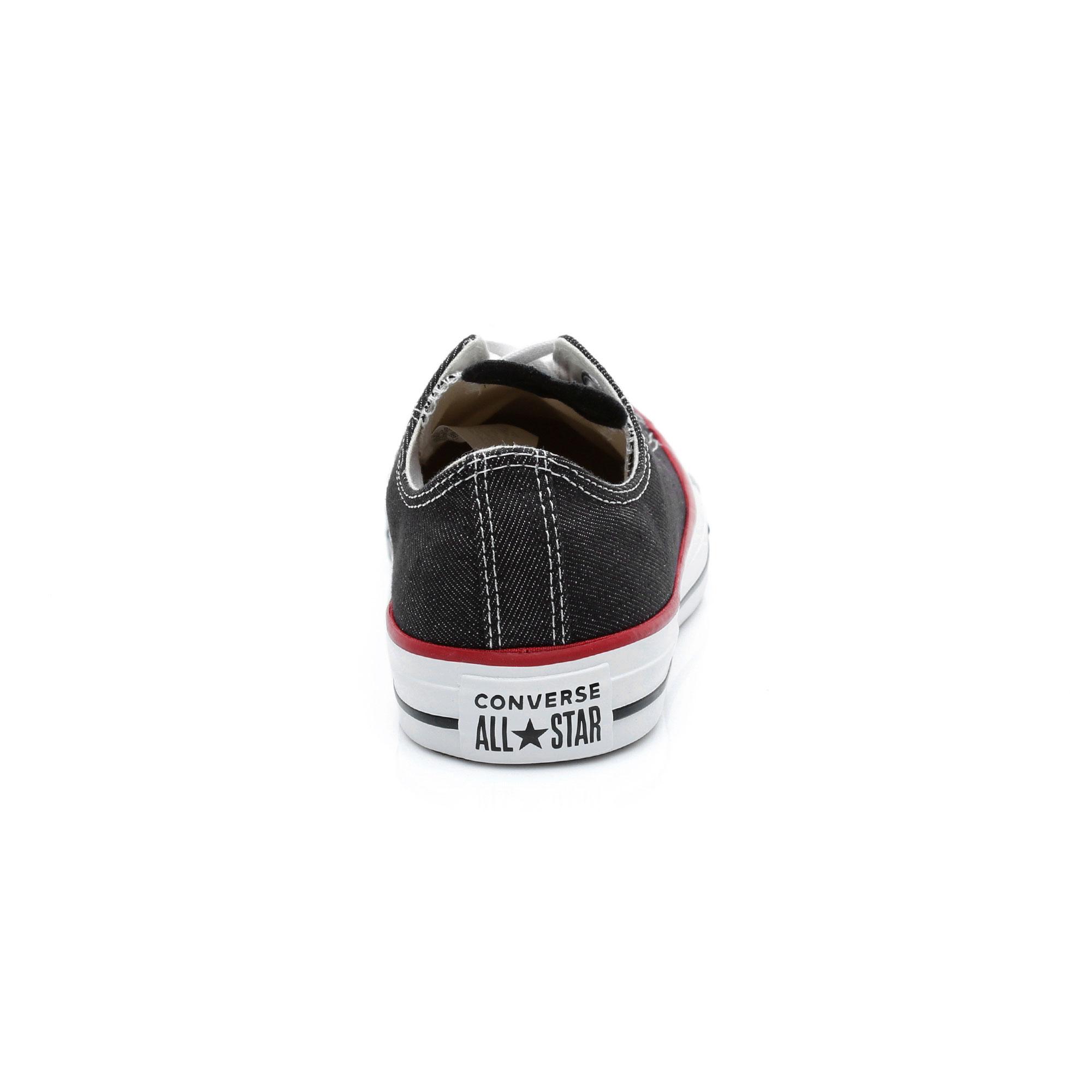 Converse Chuck Taylor All Star Denim Love Kadın Siyah Sneaker