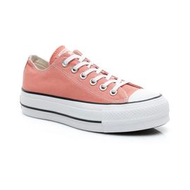 Converse Chuck Taylor All Star Seasonal Color Lift Kadın Turuncu Sneaker