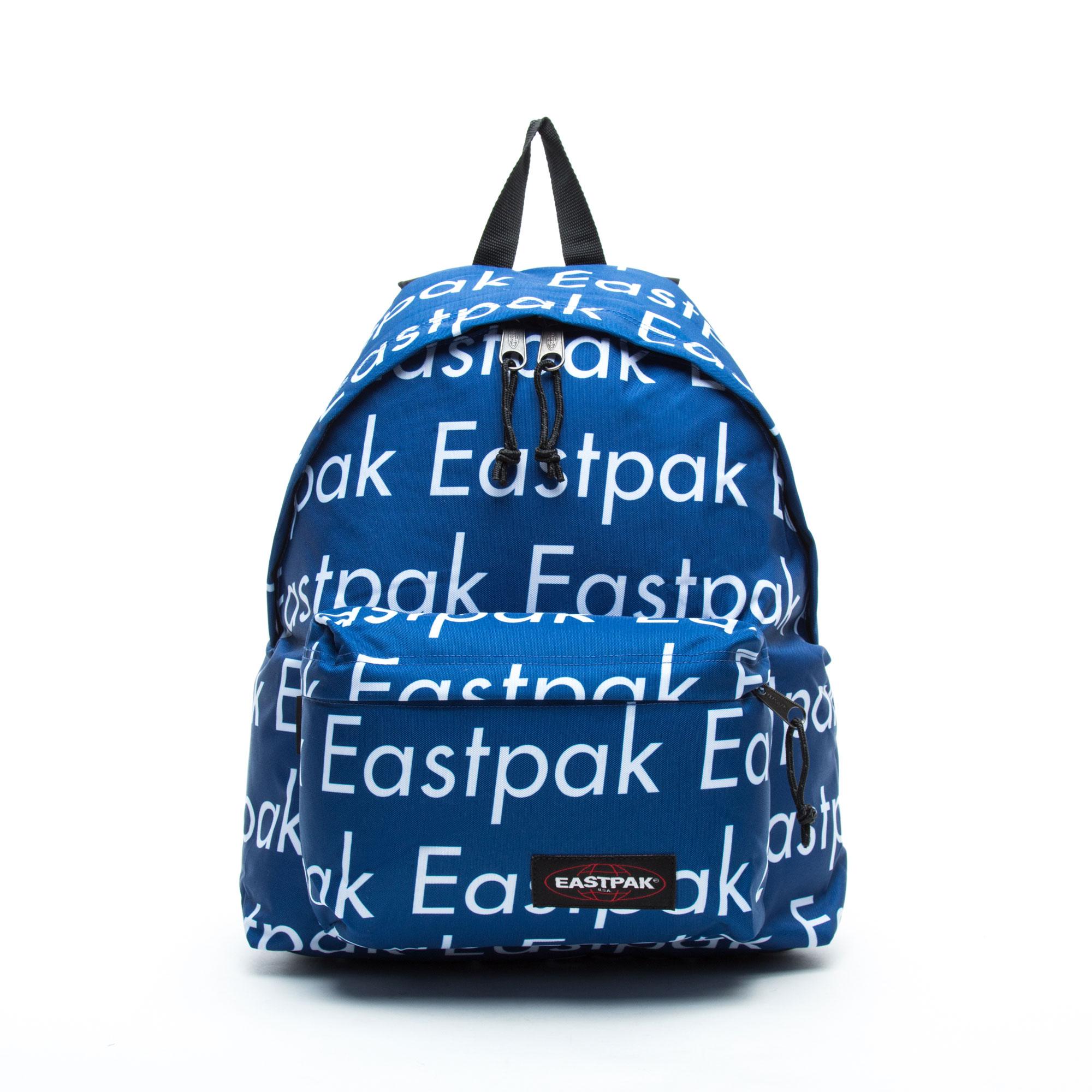 Eastpak Padded Pak'r Chatty Mavi Sırt Çantası