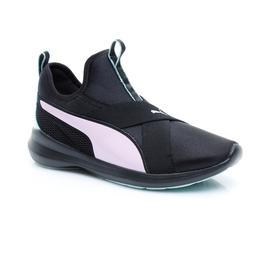 Puma Rebel X Trailblazer Kadın Siyah Spor Ayakkabı