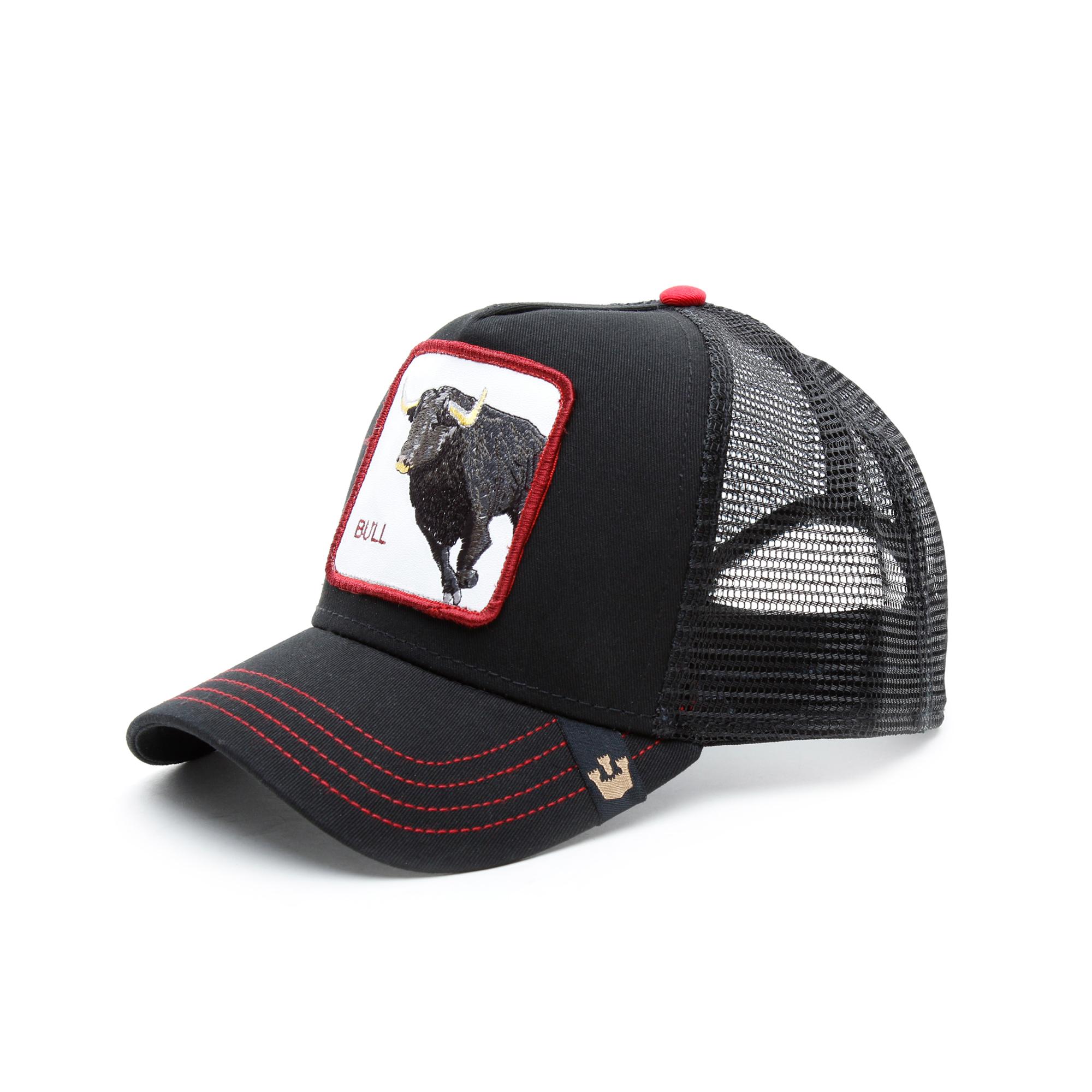 Goorin Bros Bull Honky Siyah Şapka