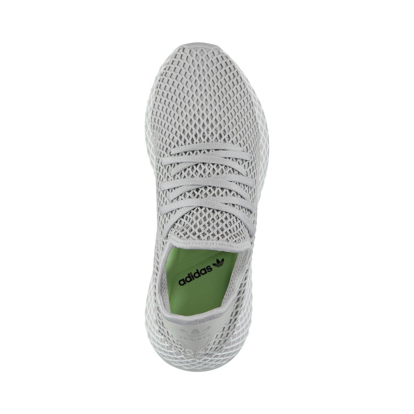adidas Originals Deerupt Runner Erkek Gri Spor Ayakkabı