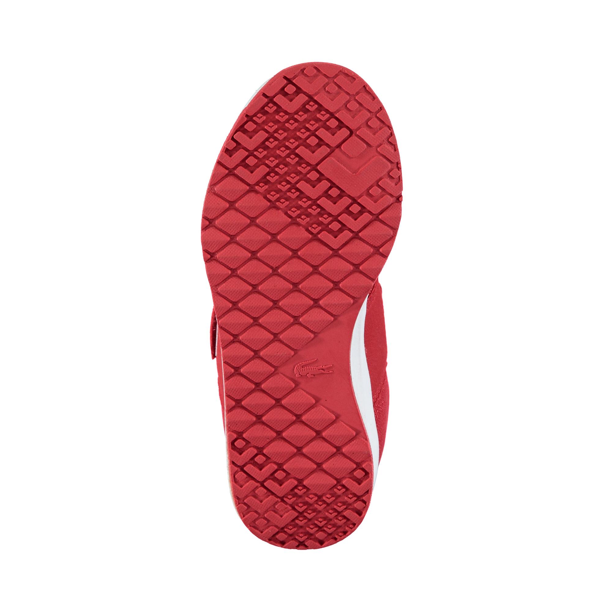 Lacoste Çocuk Kırmızı - Beyaz L.ight 119 1 Spor Ayakkabı