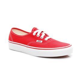 Vans Authentic Unisex Kırmızı Sneaker