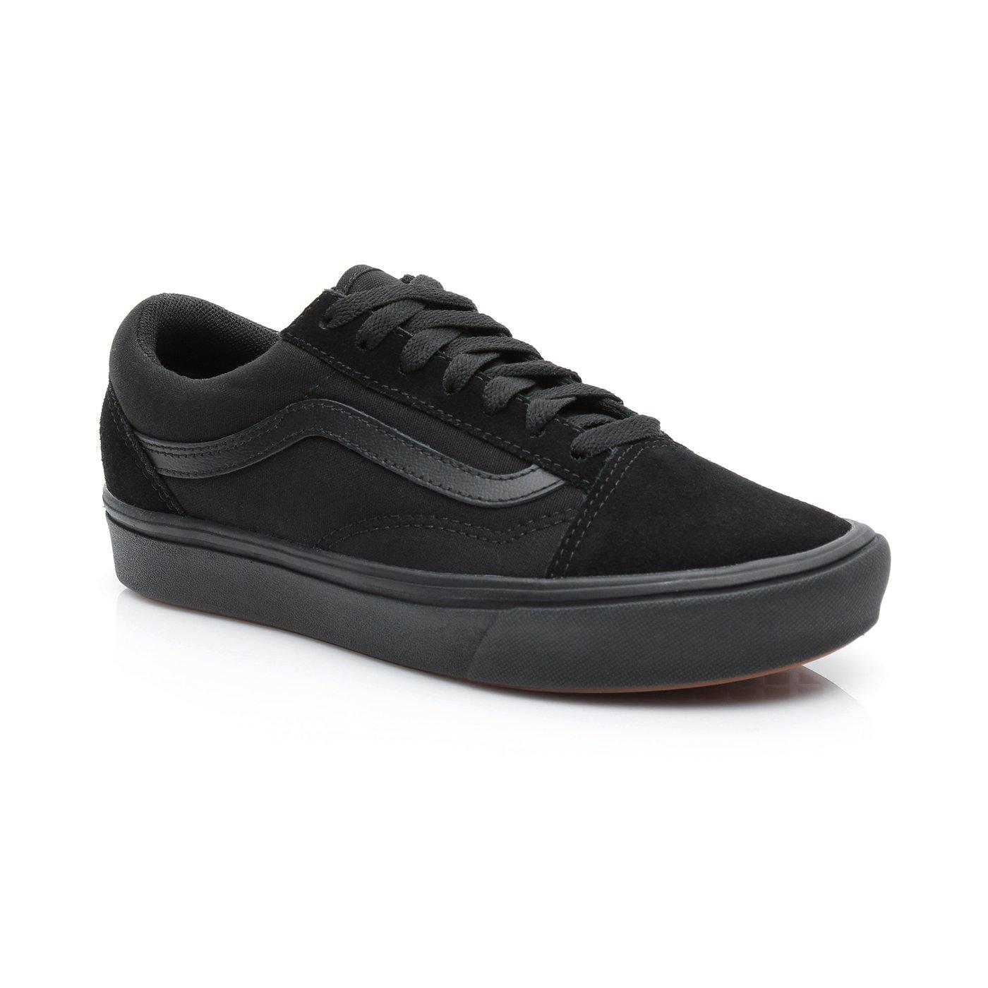 e823d4030951f1 Vans UA ComfyCush Old Skool Unisex Siyah Sneaker Kadin Spor Ayakkabı ...