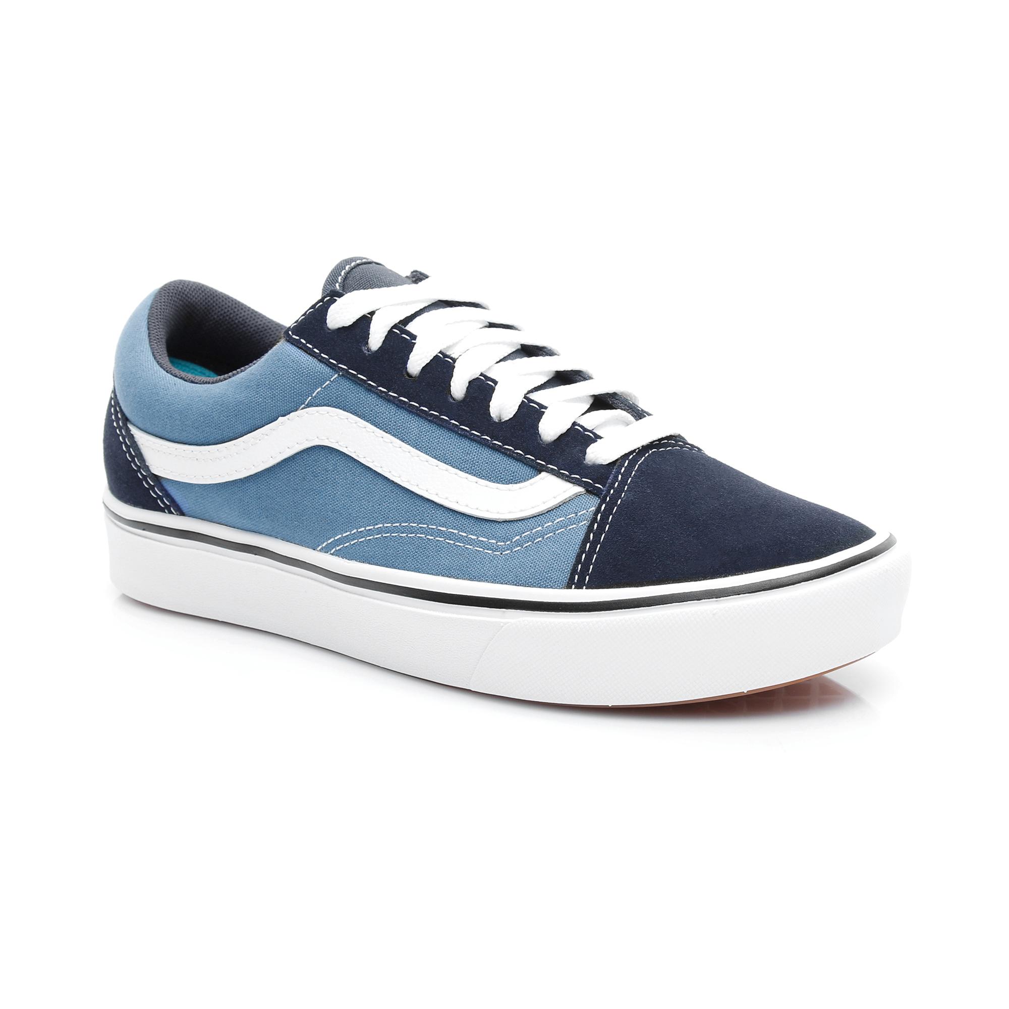 Vans UA ComfyCush Old Skool Unisex Lacivert Sneaker