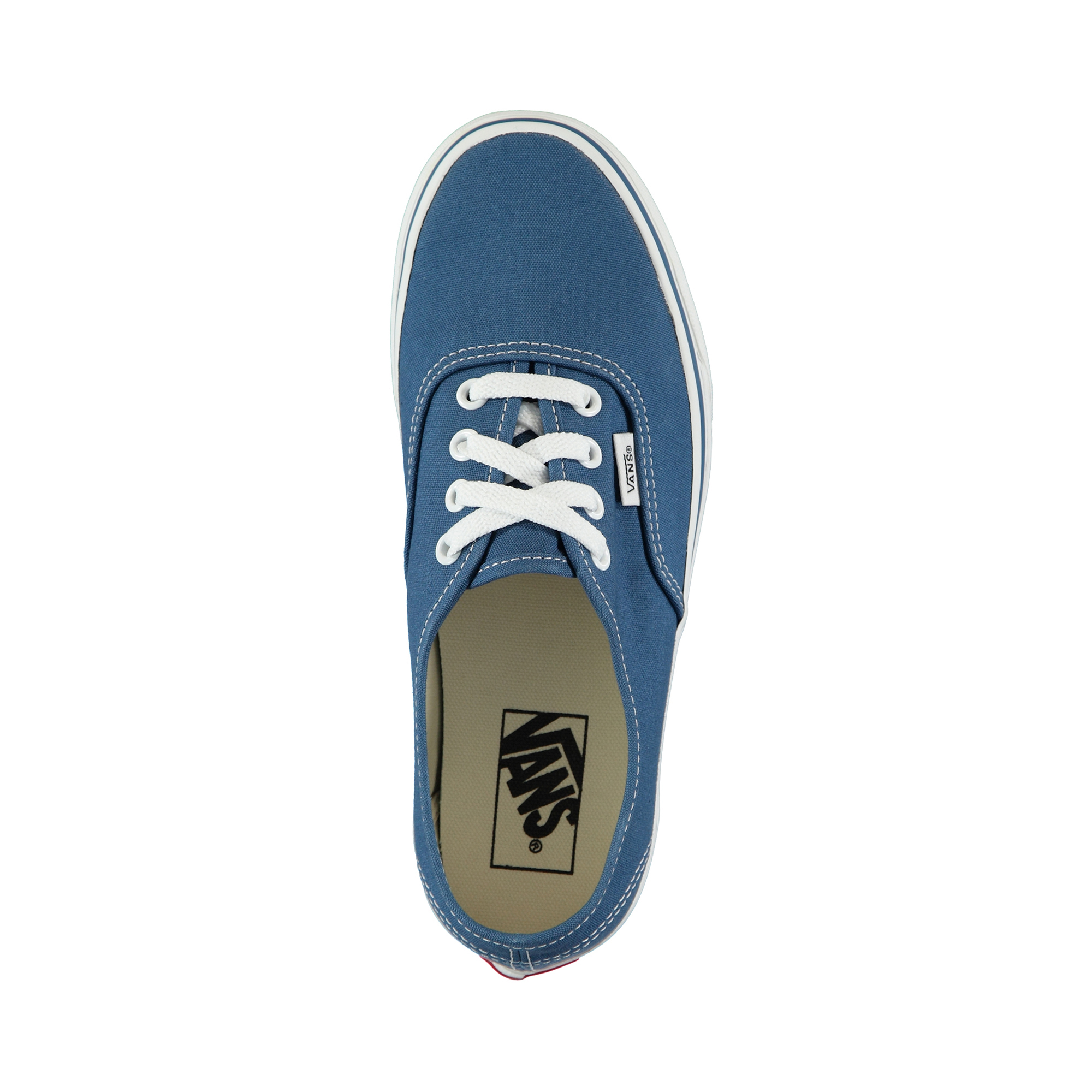 Vans Authentic Unisex Mavi Sneaker