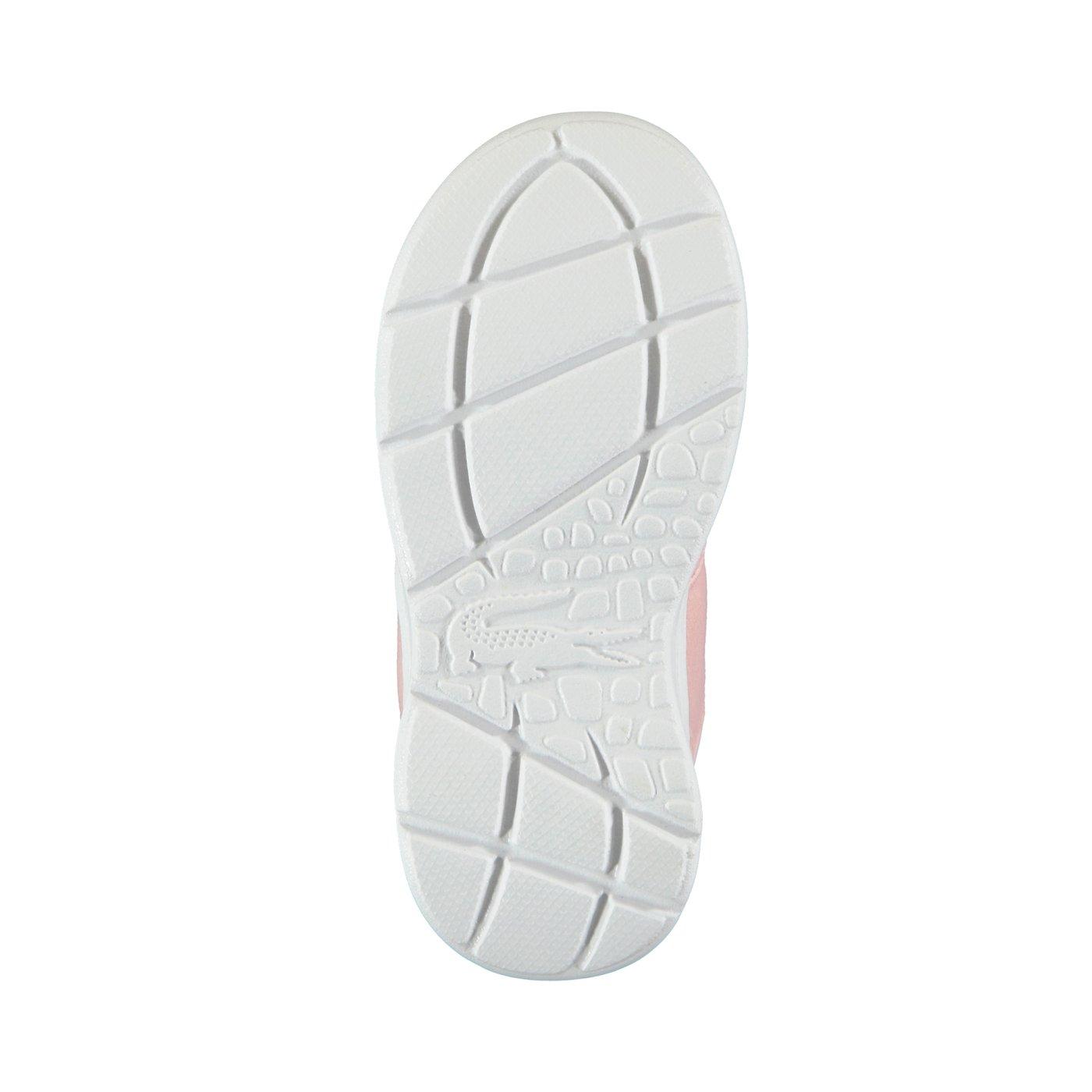 Lacoste Çocuk Açık Pembe - Gri LT Dash Slip 119 1 Spor Ayakkabı