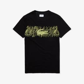 Lacoste Sport Erkek Siyah T-Shirt