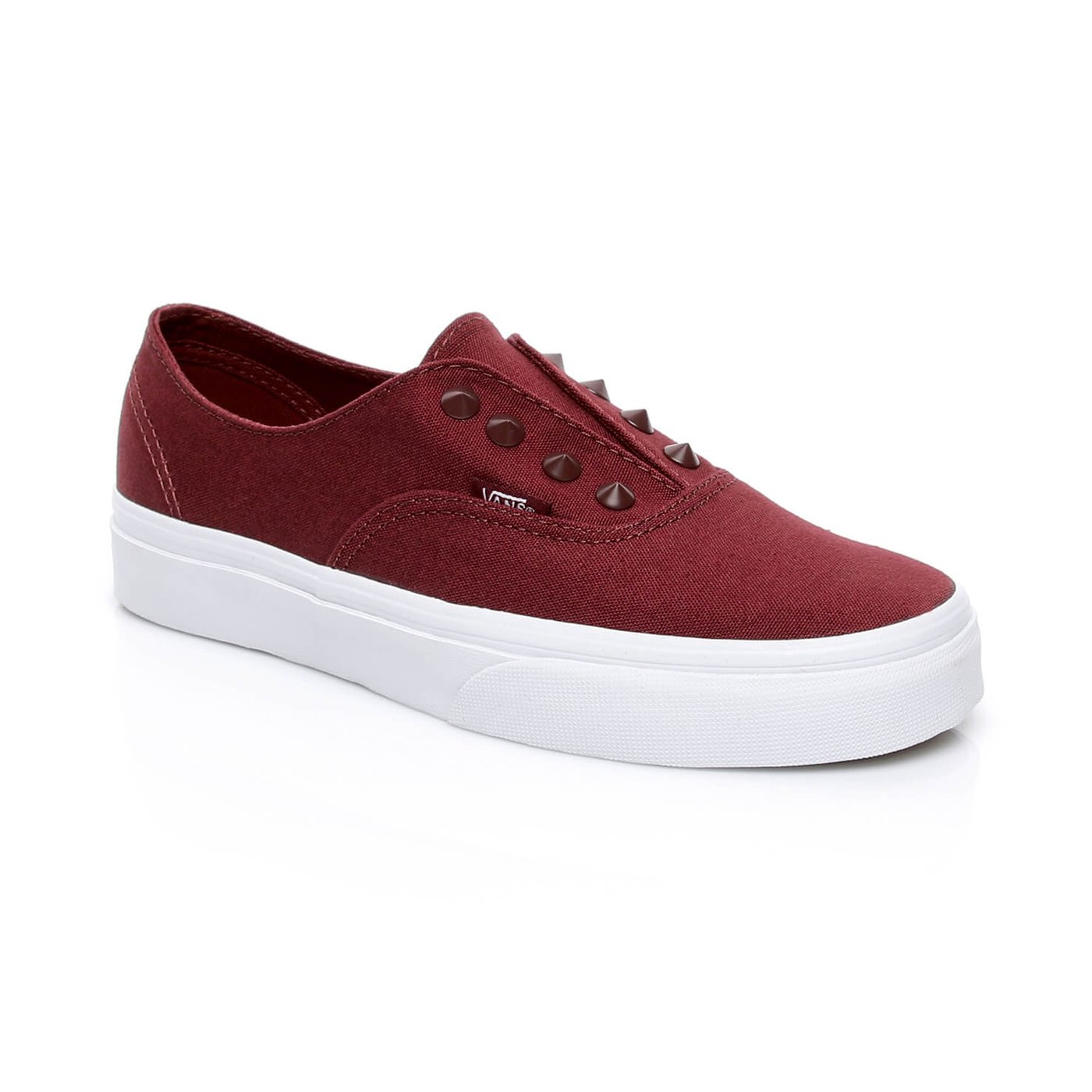 Vans Authentic Kadın Bordo Sneaker
