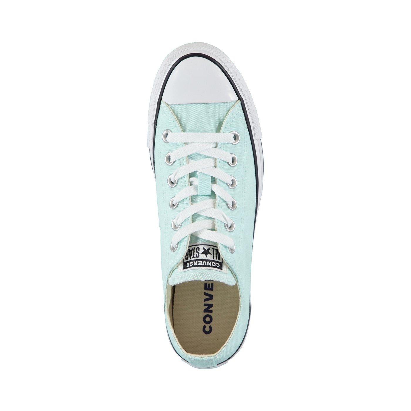 Converse Chuck Taylor All Star Seasonal Kadın Mavi Sneaker