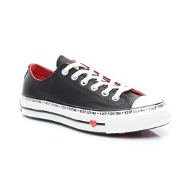 Converse Chuck 70 Love Graphic Kadın Siyah Sneaker