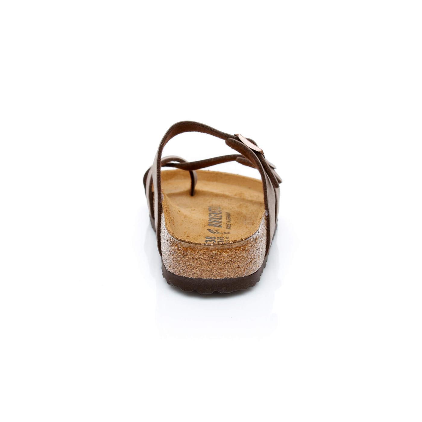 Birkenstock Mayari Kadın Kahverengi Terlik