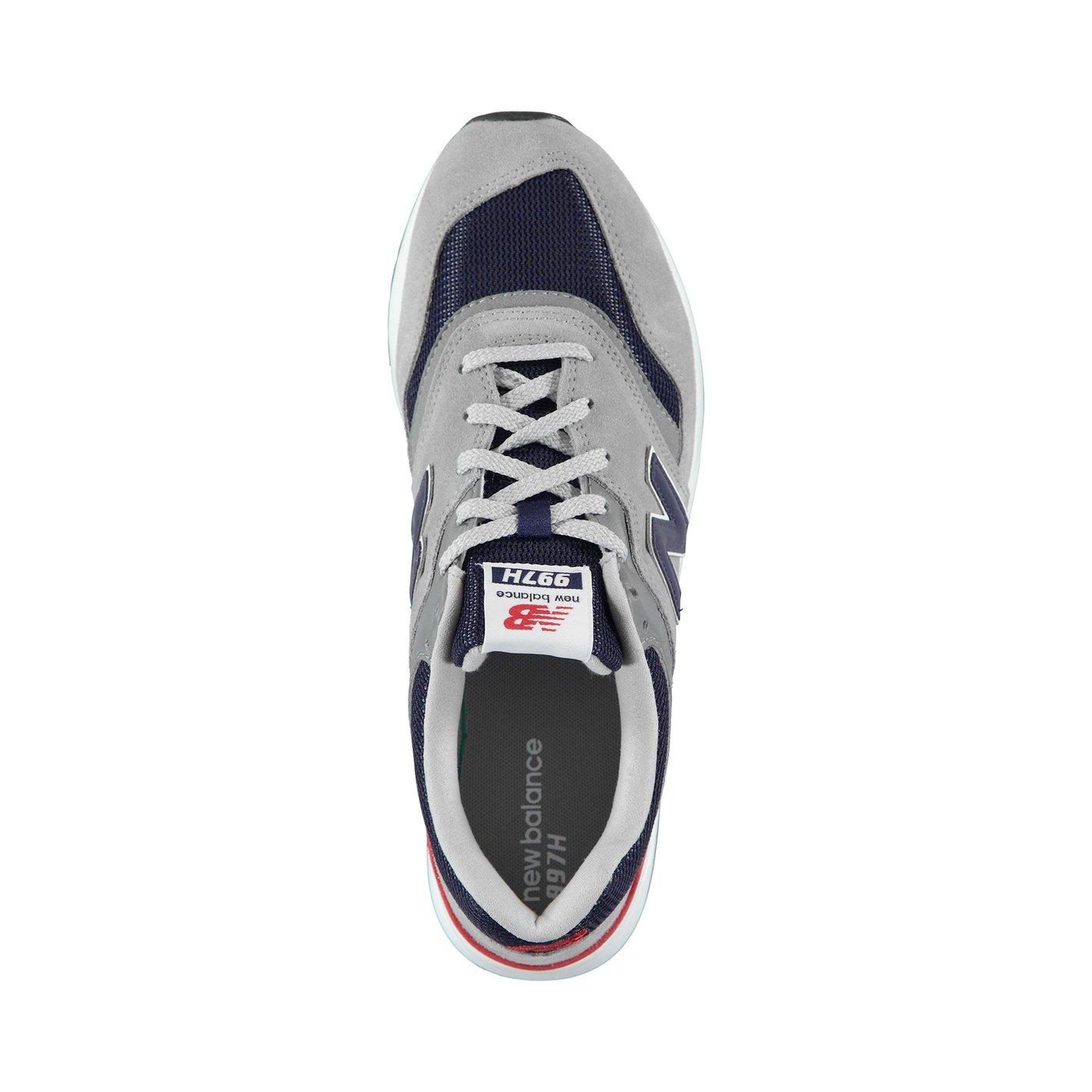 New Balance 997H Classic Pack Erkek Gri Spor Ayakkabı