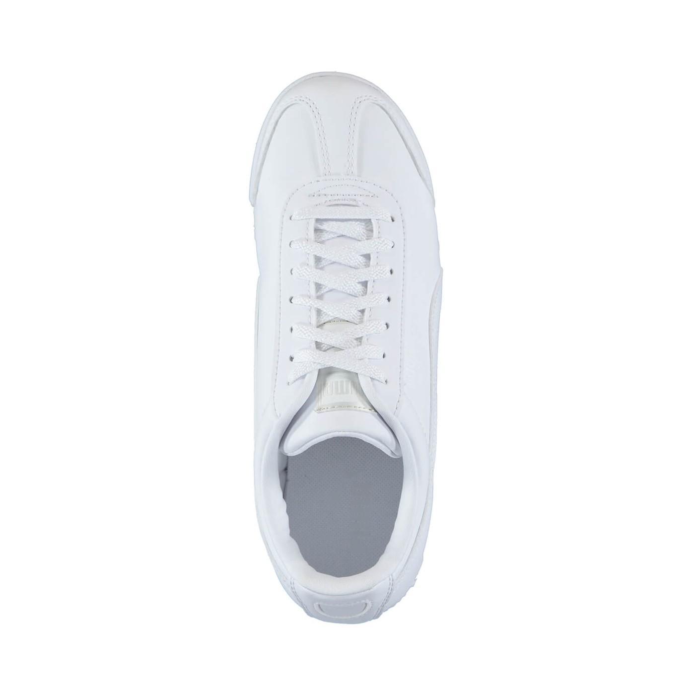 Puma Roma Basic Beyaz Kadın Spor Ayakkabı