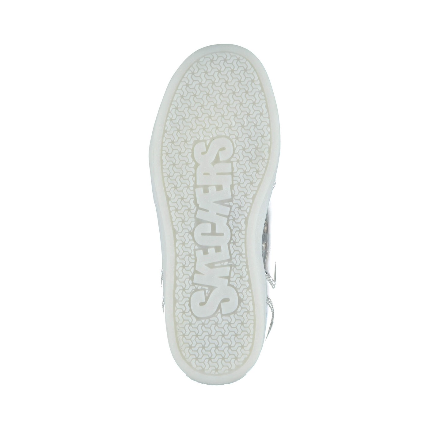 Skechers Energy Lights Çocuk Gümüş Işıklı Spor Ayakkabı