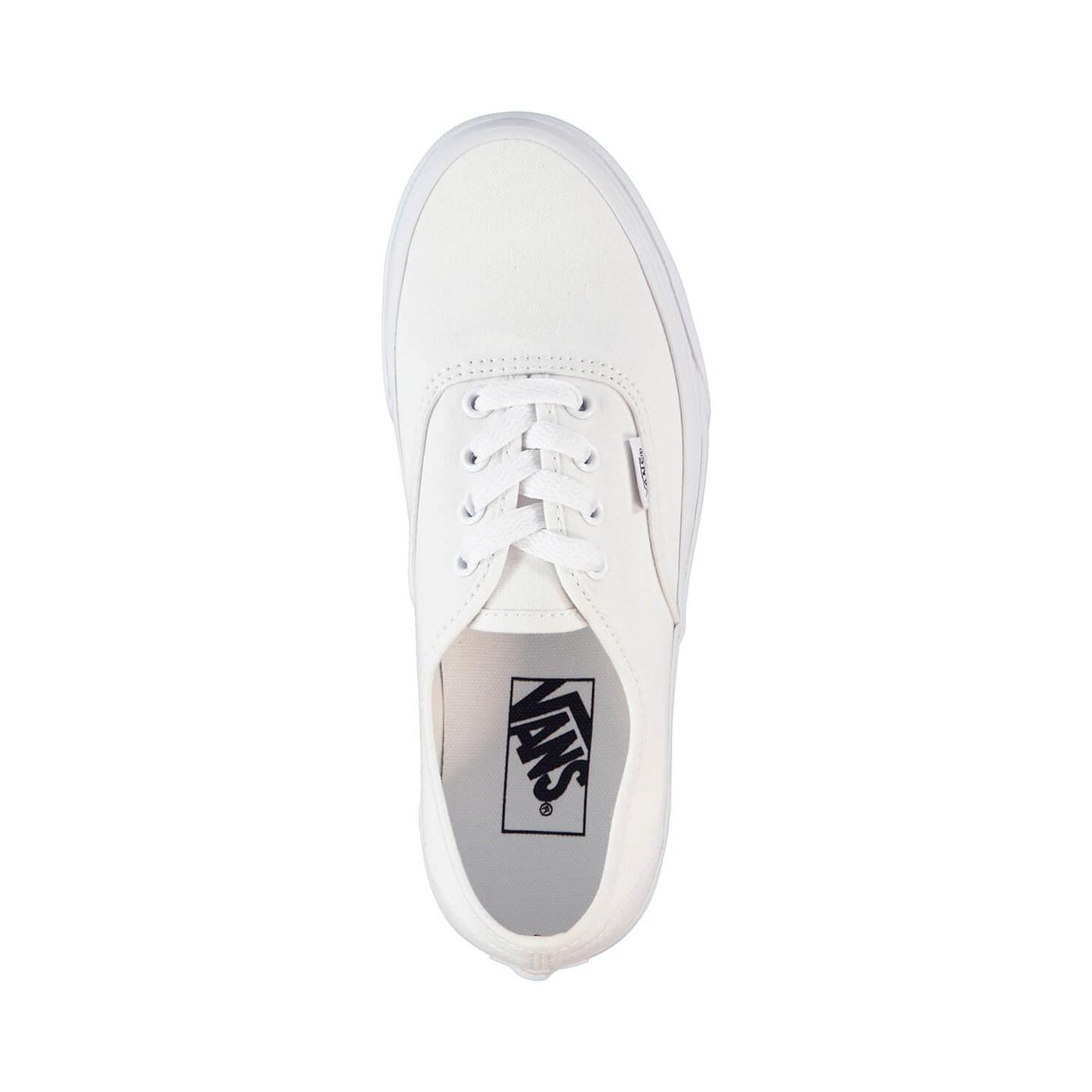 Vans Ua Authentic Unisex Beyaz Sneaker
