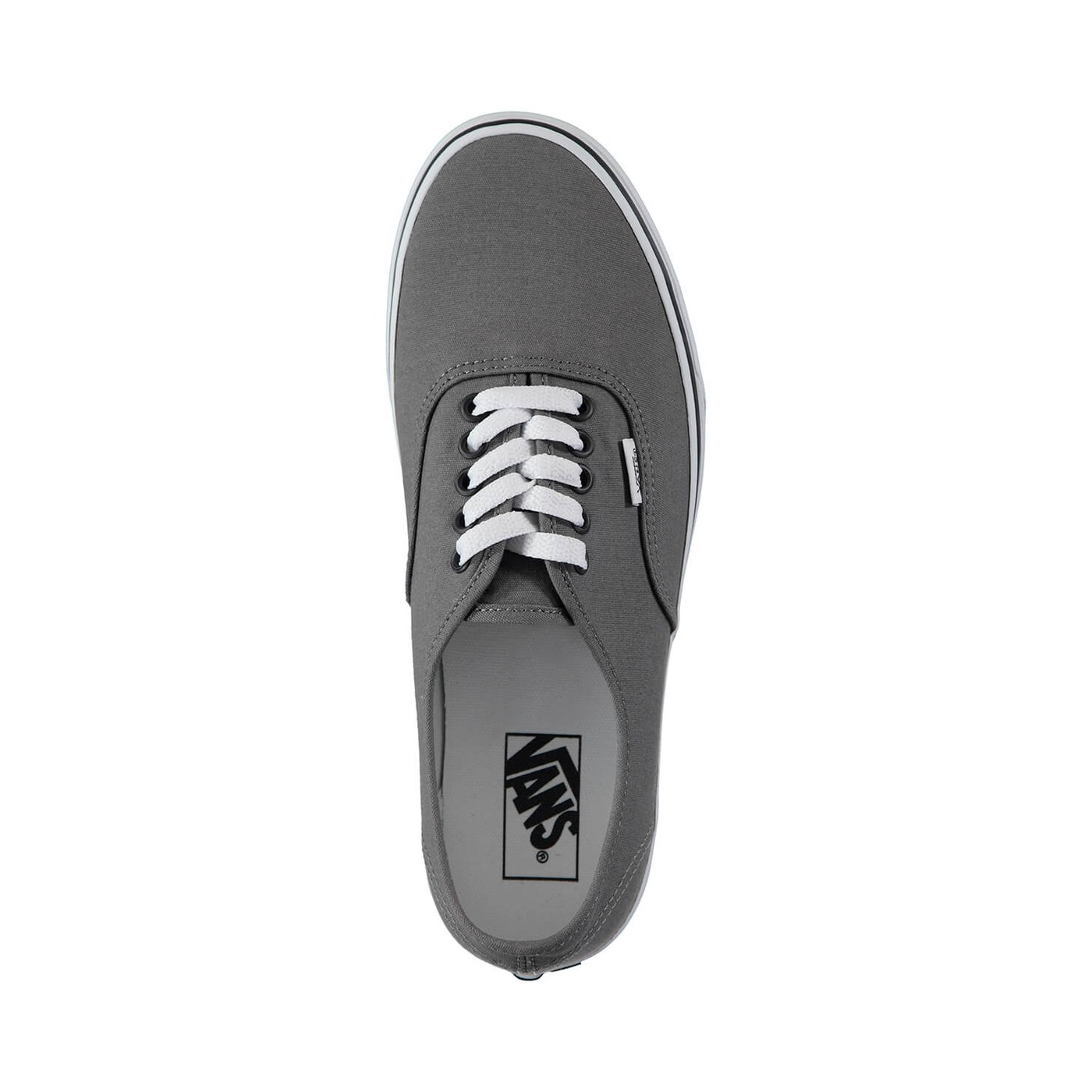 Vans Authentic Unisex Gri Sneaker