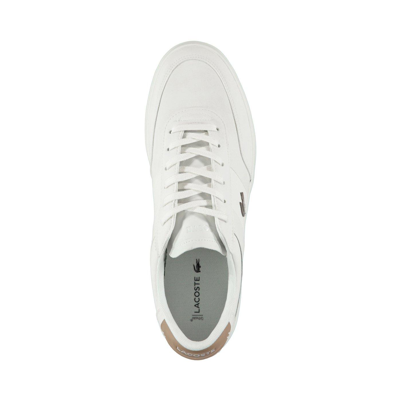 Lacoste Erkek Beyaz Court-Master 119 3 Casual Ayakkabı