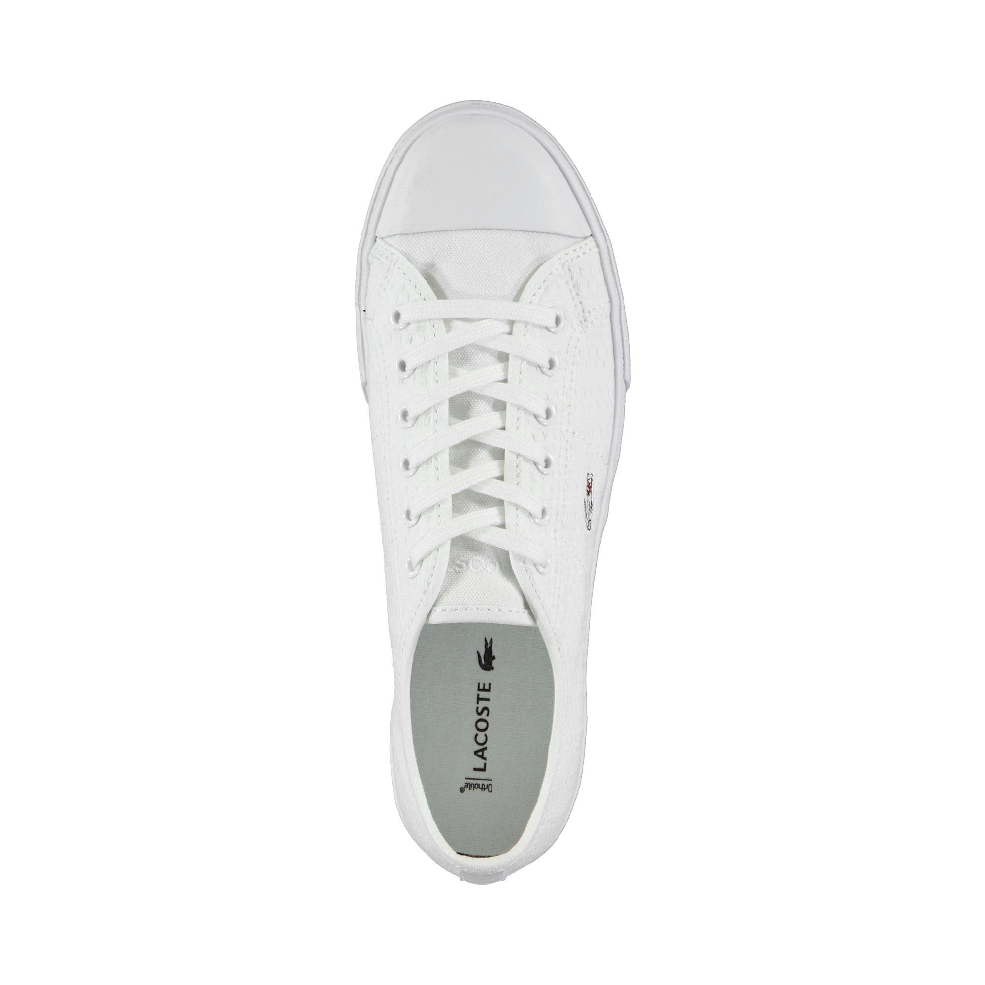 Lacoste Kadın Beyaz Ziane Plus Grand Sneaker