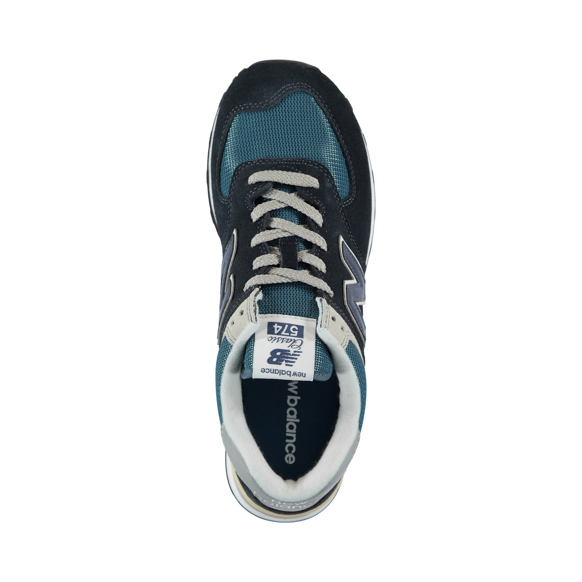 New Balance 574 Erkek Lacivert Spor Ayakkabı