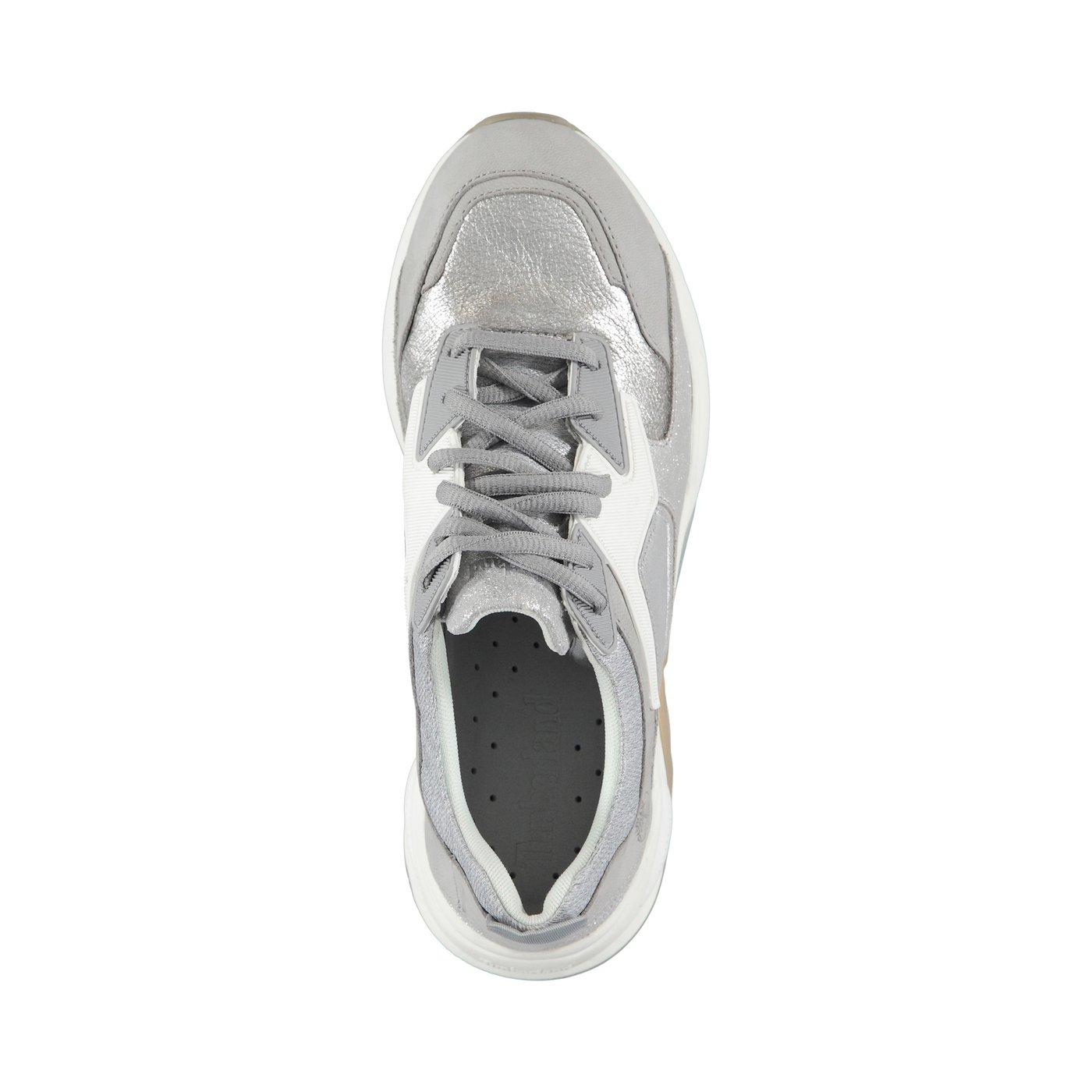 Timberland Delphiville Kadın Gri Spor Ayakkabı