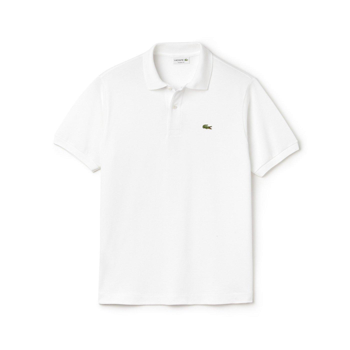 Lacoste Erkek Beyaz Polo