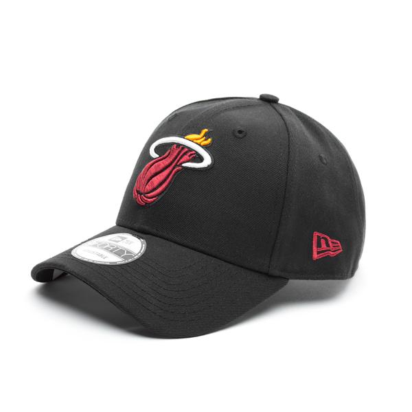 New Era 9Forty Miami Heat Unisex Siyah Şapka
