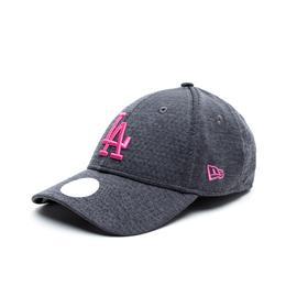 New Era 9Forty Los Angeles Unisex Gri Şapka