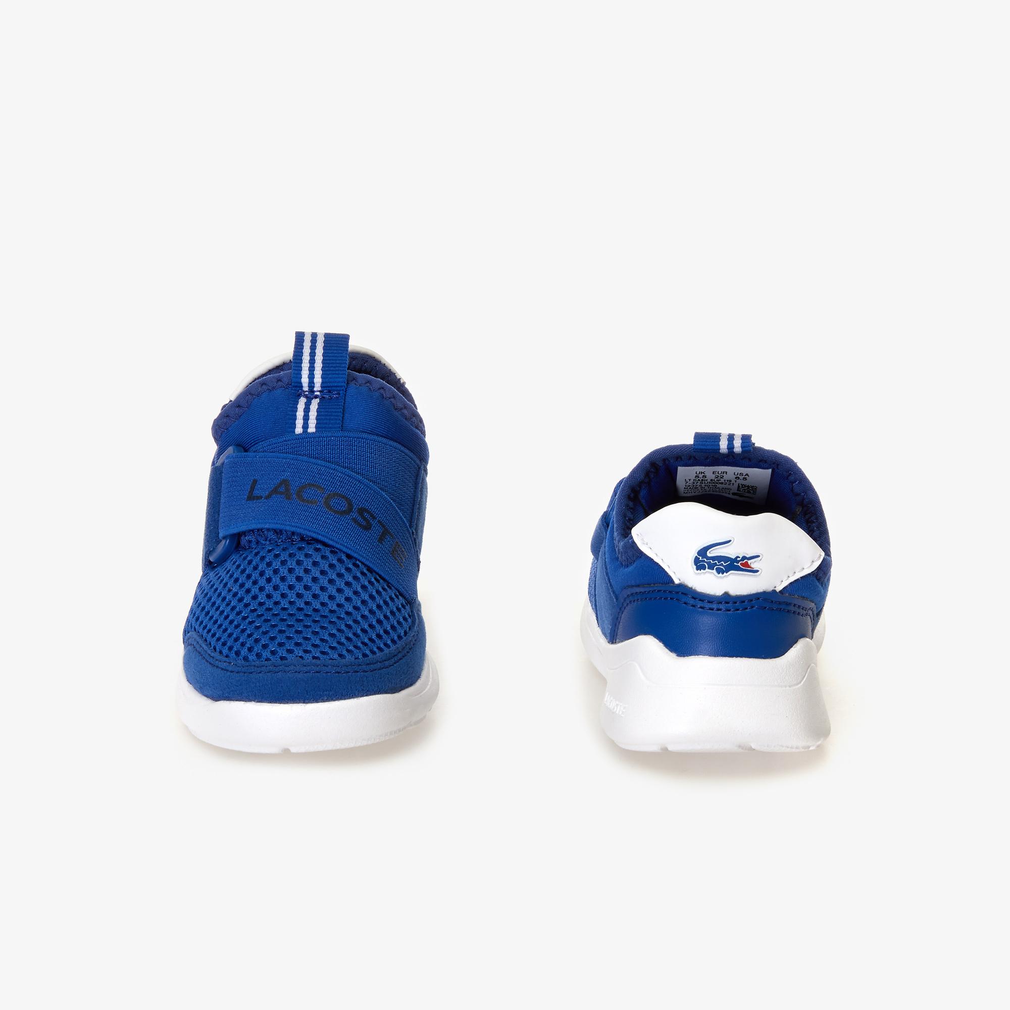 Lacoste Çocuk Mavi - Beyaz LT Dash Slip 119 1 Spor Ayakkabı
