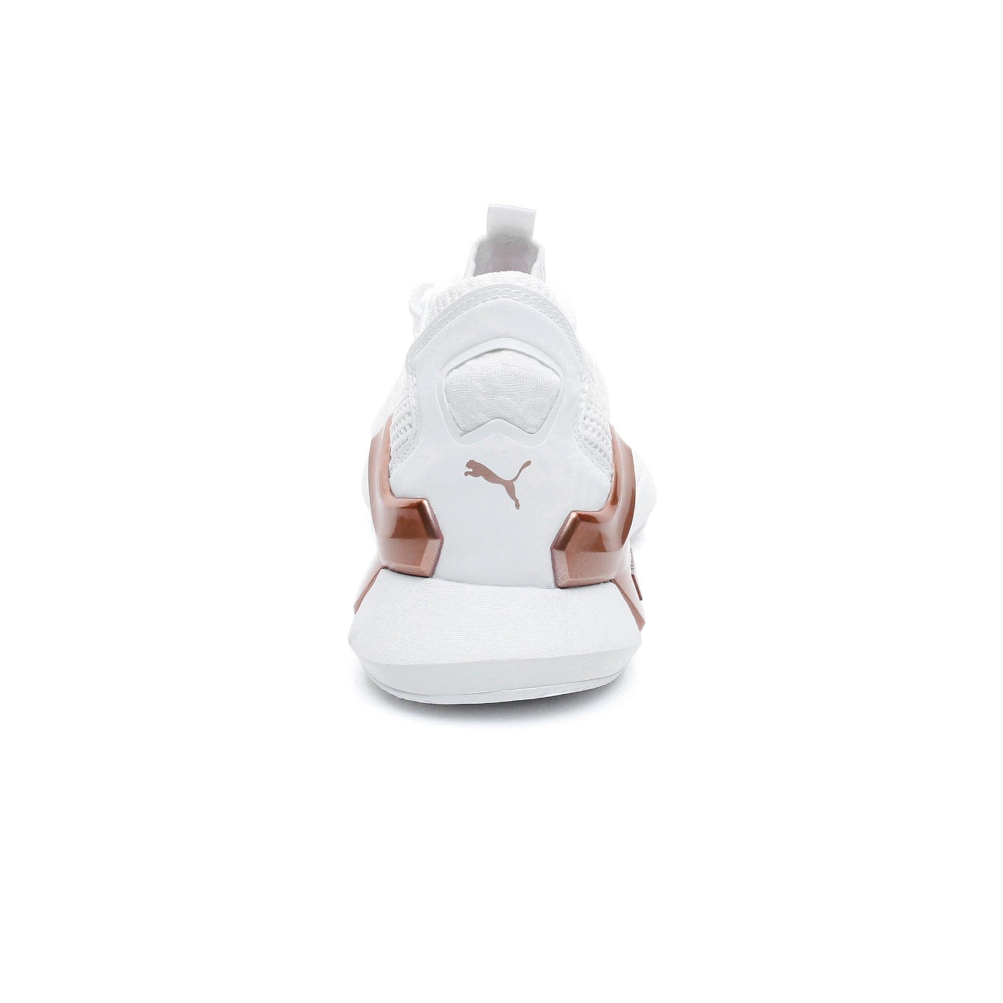 Puma Rogue Metallic Kadın Beyaz Spor Ayakkabı
