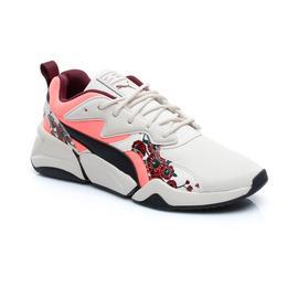 Puma Nova  Cherry Bombs Kadın Bej Spor Ayakkabı