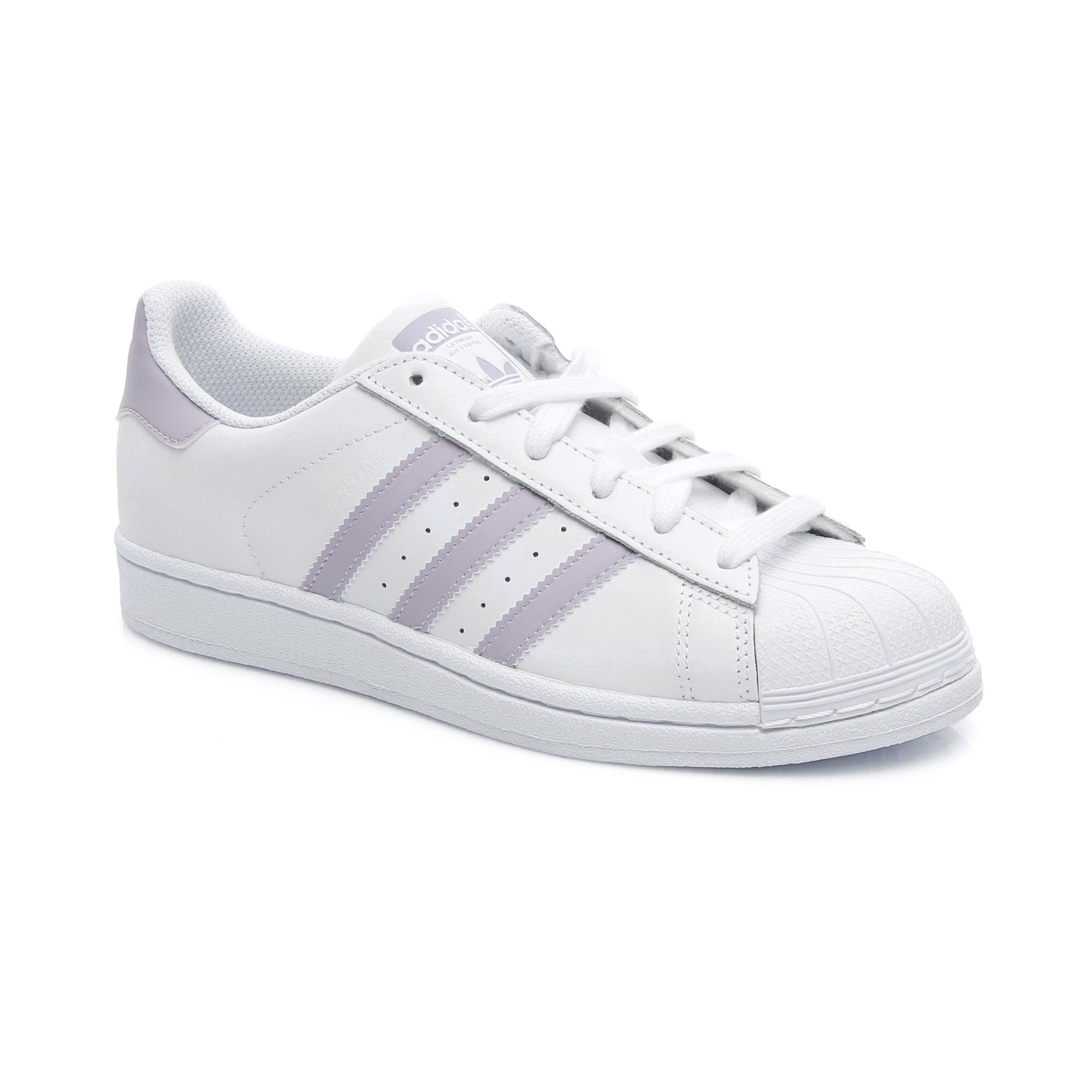 Adidas Originals Superstar Kadın Beyaz Spor Ayakkabı.db3347.-