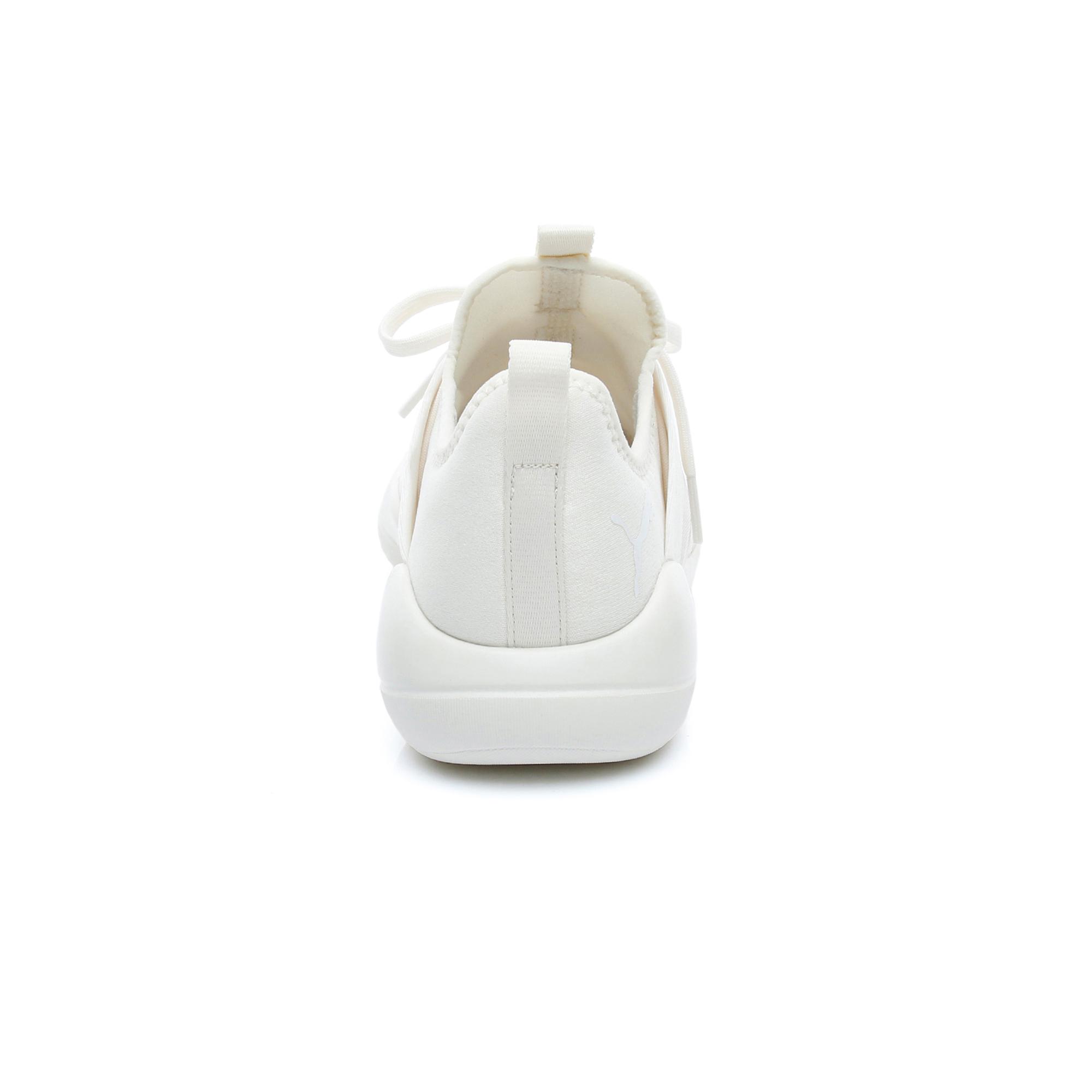 Puma Flourish Kadın Krem Spor Ayakkabı