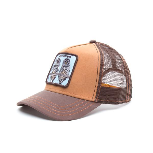 Goorin Bros Hooters Unisex Kahverengi Şapka