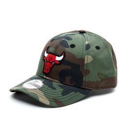 New Era Character 9Forty Chicago Bulls Çocuk Yeşil Şapka