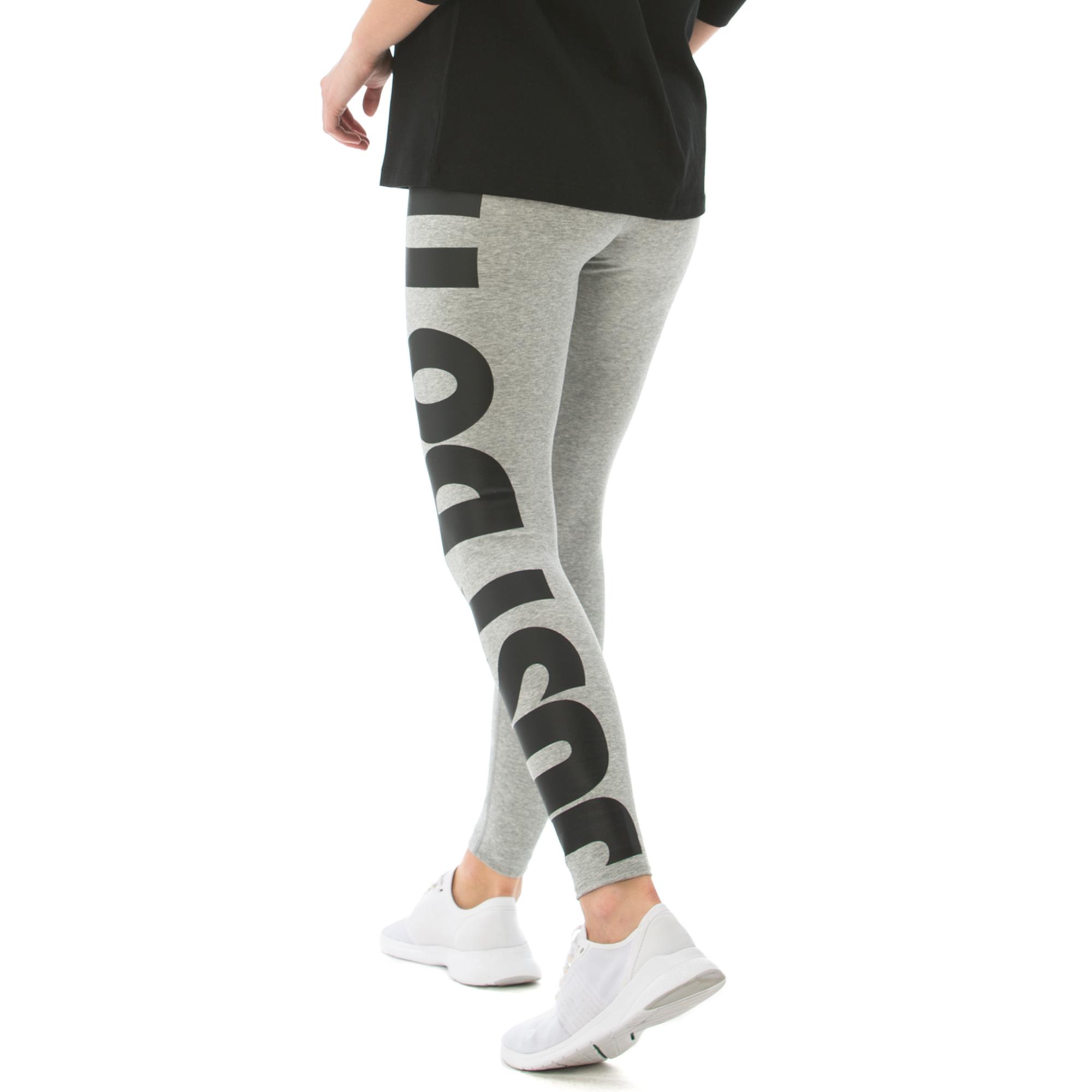 Nike Sportswear Leg-A-See JDI Kadın Gri Tayt