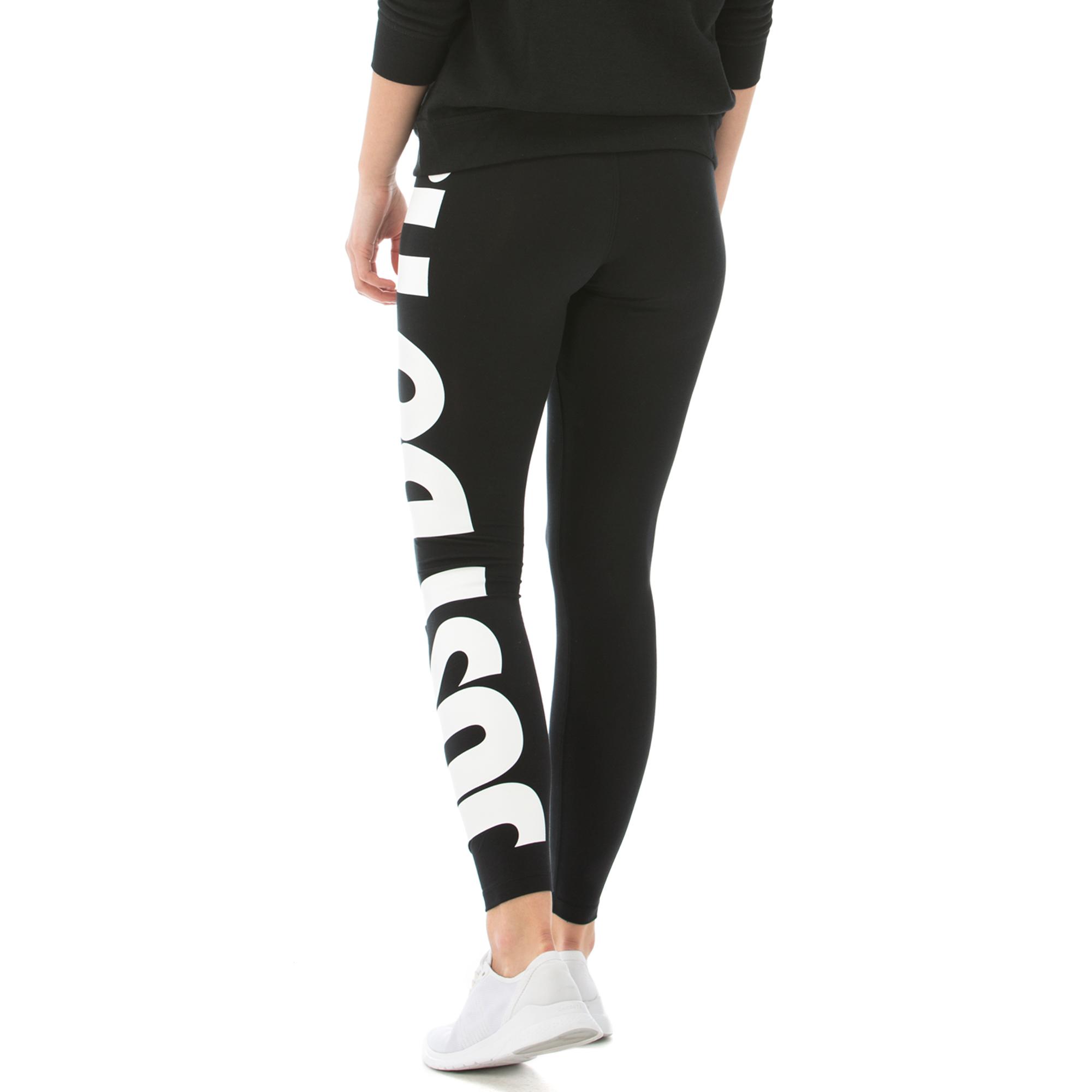 Nike Sportswear Leg-A-See JDI Kadın Siyah Tayt