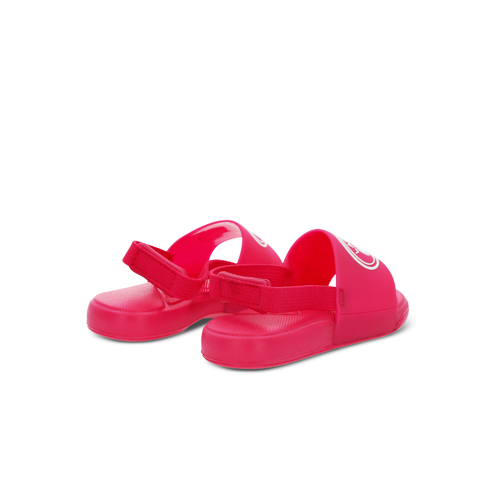 Lacoste Çocuk Koyu Pembe - Beyaz L.30 Slide 119 1 Sandalet