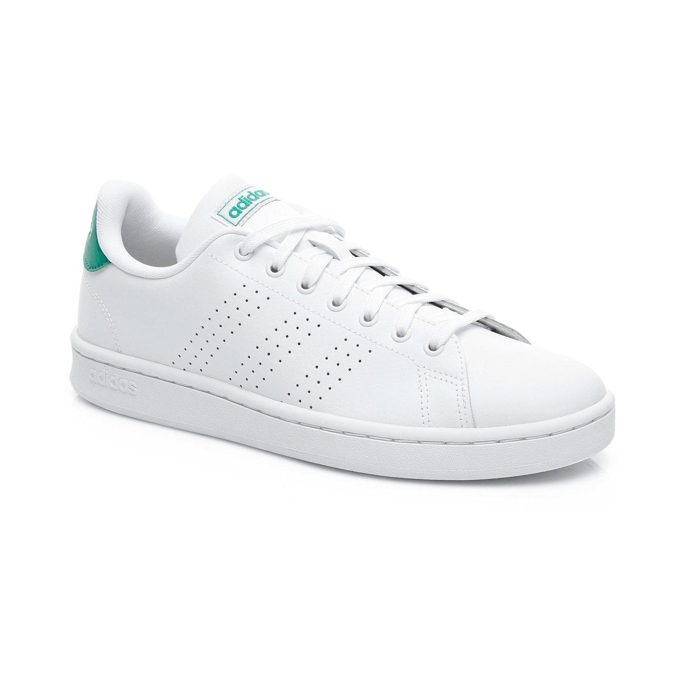 adidas Tennis Advantage Erkek Beyaz Spor Ayakkabı