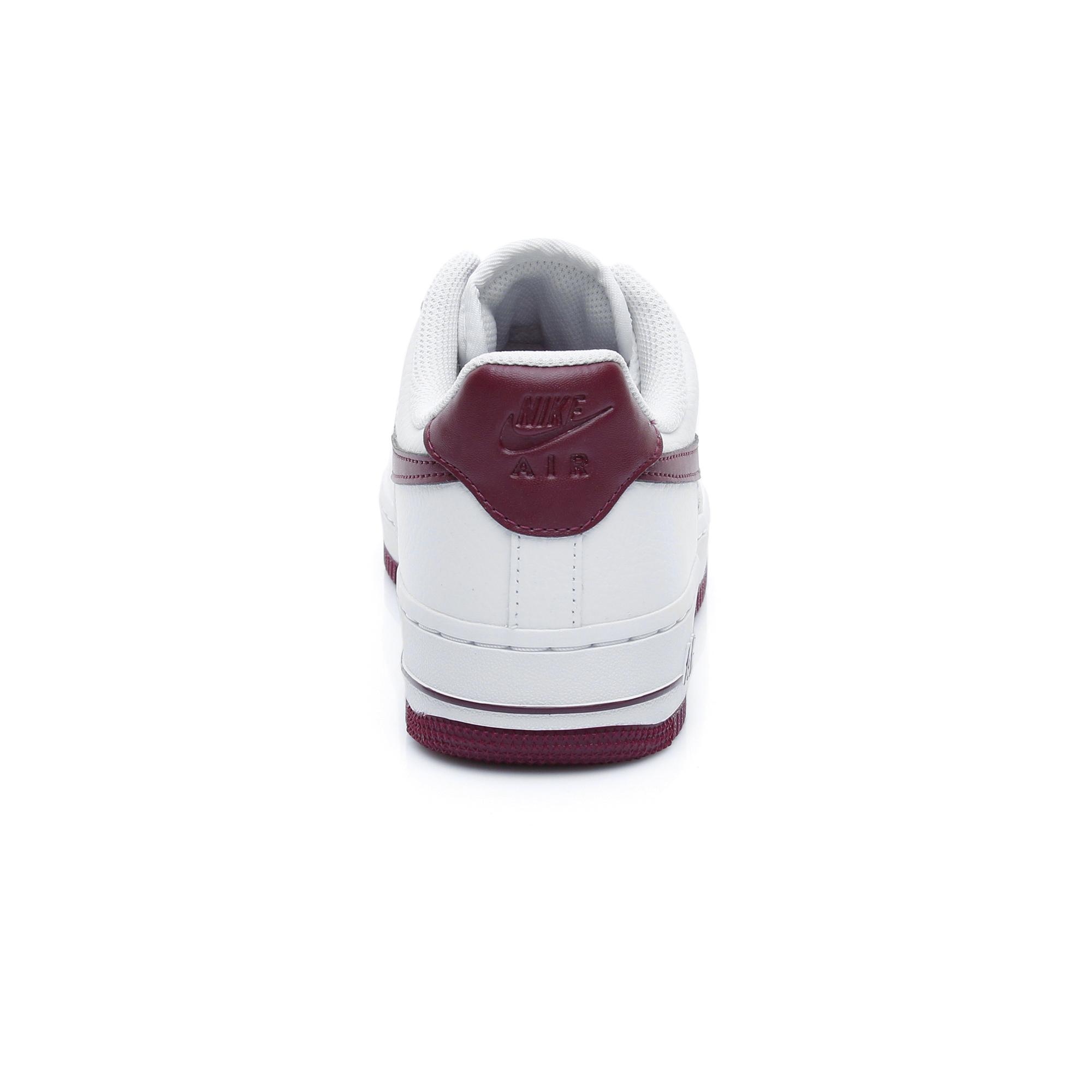 Nike Air Force 1 '07 Patent Kadın Beyaz Spor Ayakkabı