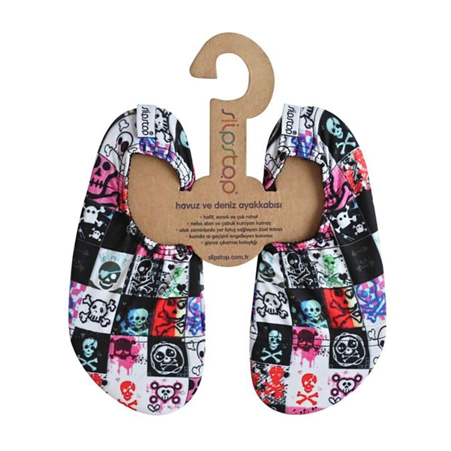 Slipstop Roxy Junior Renkli Çocuk Havuz Ayakkabısı