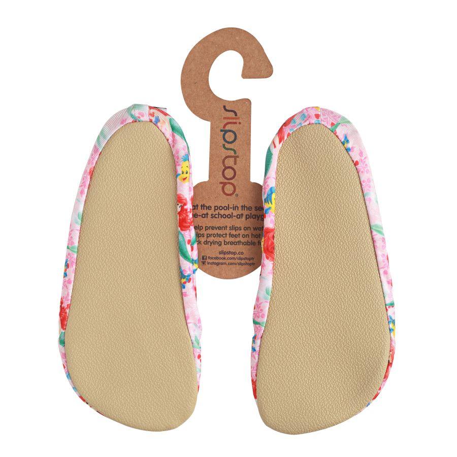 Slipstop Ariel Pembe Çocuk Havuz Ayakkabısı