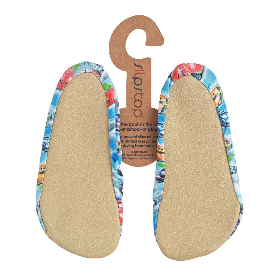 Slipstop Race Çocuk Mavi Havuz Ayakkabısı